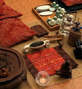 """Чайная Церемония """"Гунфу Ча"""""""