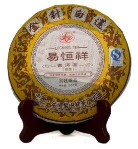 Цзинь Чжень Бай Лянь Шу Пуэр № 360