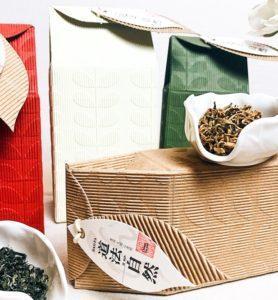 Подарочная коробка для чая