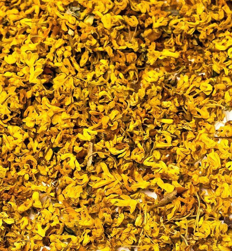 """Цветы коричного дерева """"Гуй Хуа"""" №400"""